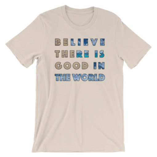 WB BE THE GOOD – Unisex Fitted Tee