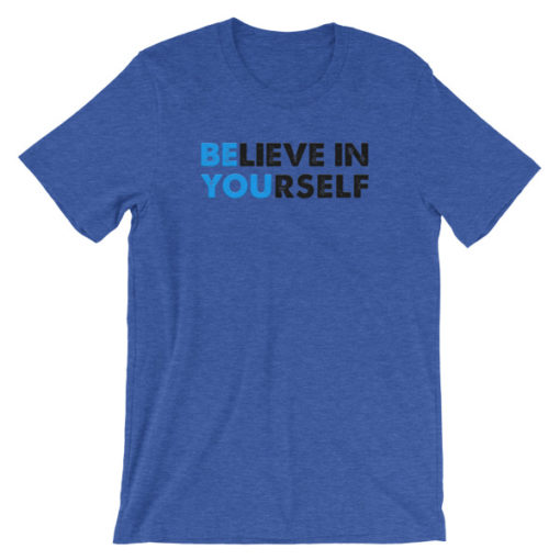 WB BE YOU – Unisex Fitted Tee