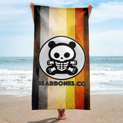RB BEAR PRIDE – Towel