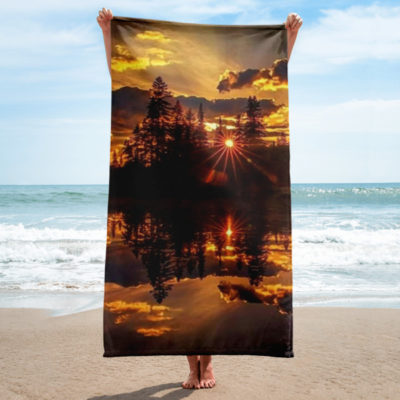 CU SUNSET – Towel