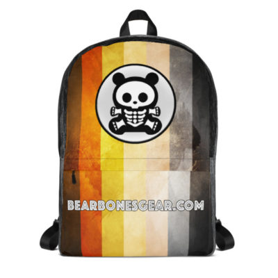 RB BEAR PRIDE – Backpack