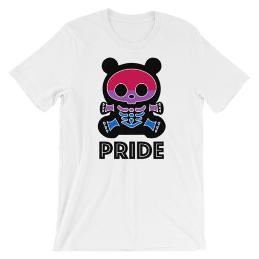 RB BI PRIDE – Fitted Tee