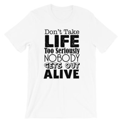 FB LIFE – Unisex Fitted Tee