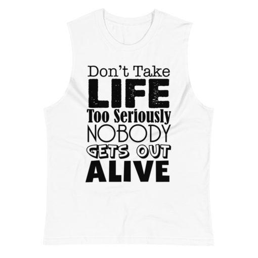 FB LIFE – Unisex Muscle Shirt