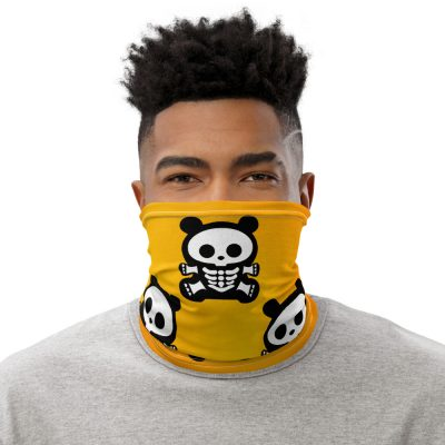 MBB – Orange Neck Gaiter/Mask