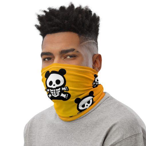 MBB – Orange Neck Gaiter/Mask