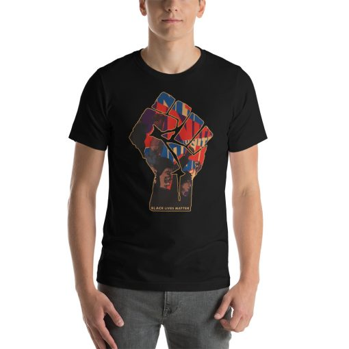 BB – BLACK LIVES MATTER – Fitted Tee