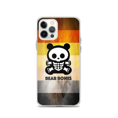 BB – Bear Flag iPhone Case